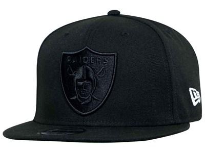 ecf45a73f40d6 Oakland Raiders NFL Champions Black 9FIFTY Cap ...