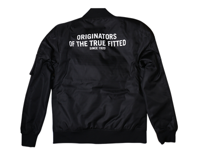 New Era Originators MA-1 Black Jacket
