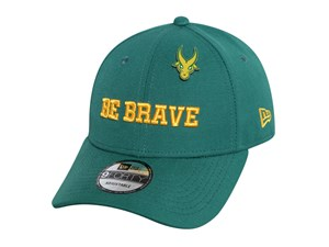 FEU Be Brave UAAP Cheer Pin Green 9FORTY Cap