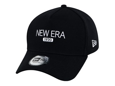 3158e979c718b New Era 1920 Sweatpal Black 9FORTY A-Frame Cap ...