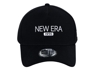 New Era 1920 Sweatpal Black 9FORTY A-Frame Cap
