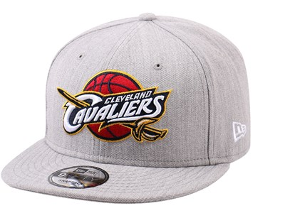 Cleveland Cavaliers NBA Heather 9FIFTY Cap