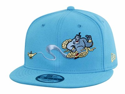 Genie Disney Aladdin Blue 9FIFTY Cap