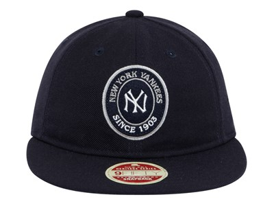 New York Yankees MLB Centered Team Navy 9FIFTY Cap