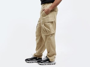 New Era Originators Beige Cargo Pants