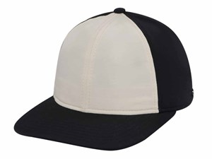 New Era Cotton Nylon Packable Black 9TWENTY Cap