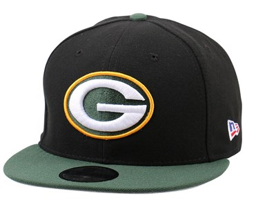 Green Bay Packers NFL Made in America 9FIFTY Cap
