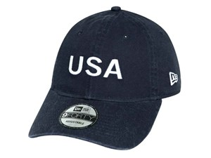 New Era USA Navy 9FORTY Unstructured Cap