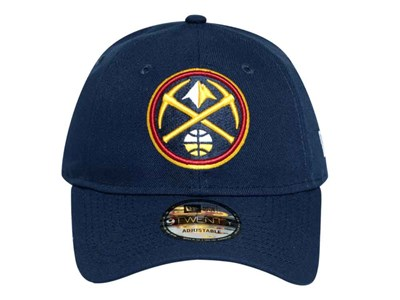 Denver Nuggets NBA Navy 9TWENTY Cap