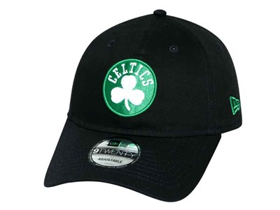 Boston Celtics NBA Black 9TWENTY Cap