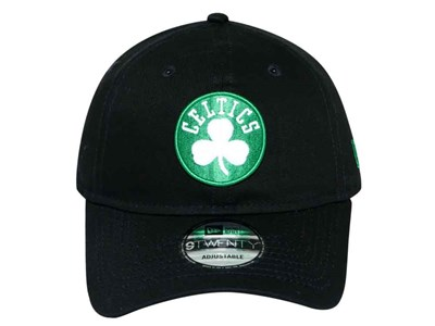 best website 09922 1ef40 Boston Celtics NBA Black 9TWENTY Cap Boston Celtics NBA Black 9TWENTY Cap