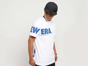 New Era Way White Short Sleeve Shirt