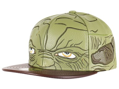Yoda Face Cap Star Wars 59FIFTY Cap