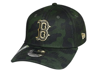 hot sale online a9929 13d76 Boston Red Sox MLB Armed Forces Weekend 2019 Dark Green 39THIRTY Cap ...