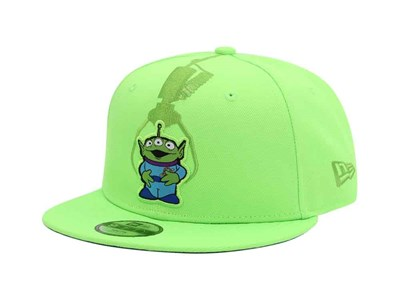 Alien Disney Toy Story 4 Green Shock 9FIFTY Youth Kids Cap