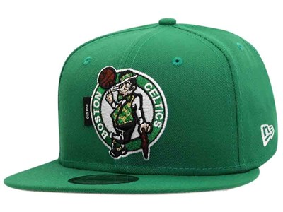 Boston Celtics NBA Basic Team Green 9FIFTY Cap