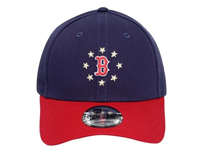Boston Red Sox MLB Circle Star Navy 9FORTY Cap