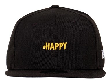 #Happy Emoji Black 9FIFTY Cap
