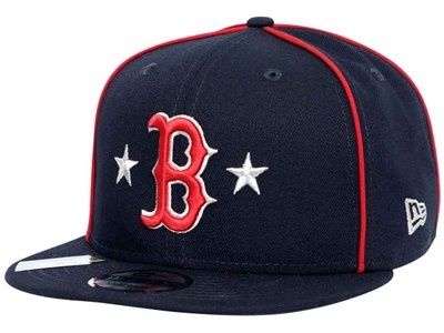Boston Red Sox MLB All Star Game 2019 Patch Navy 9FIFTY Cap