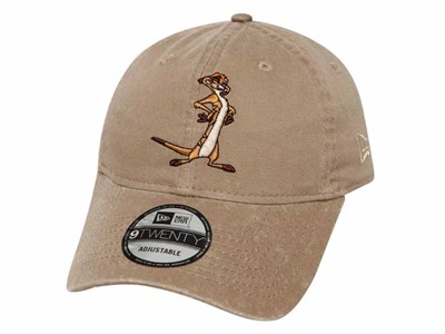 Timon Disney The Lion King Khaki 9TWENTY Cap
