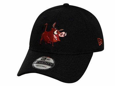 Pumbaa Disney The Lion King Black 9TWENTY Cap