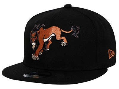 Scar Disney The Lion King Black 9FIFTY Cap