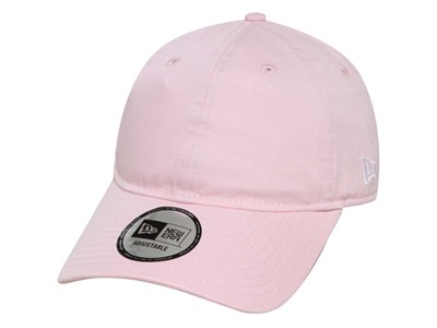 New Era Plains Washed Cotton Dual Color Strap Pink 9THIRTY Cap