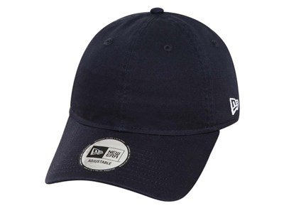 New Era Plains Washed Cotton Dual Color Strap Navy 9THIRTY Cap