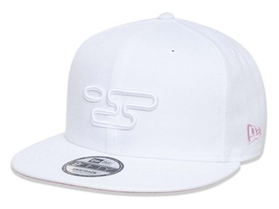 Hachibi Naruto Optic White 9FIFTY Cap  (LAST STOCK)