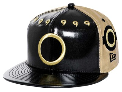 Sage of Six Paths Naruto Black Gold 59FIFTY Cap