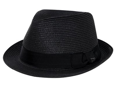 New Era Navy Band EK Black Trilby Cap