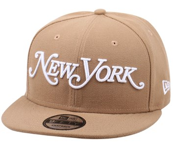 New York Magazine Khaki 9FIFTY Cap