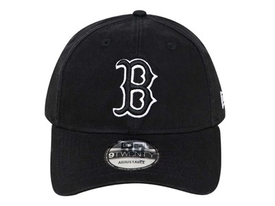 Boston Red Sox MLB Core Classic Tonal Black 9TWENTY Cap