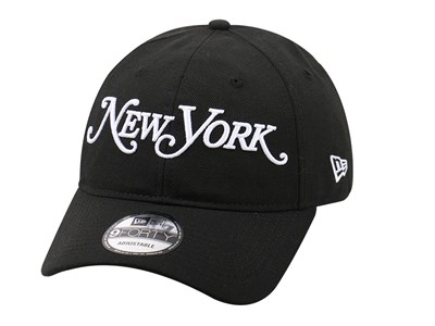 New York Magazine Black 9FORTY Cap