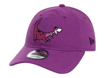 Dino Entertainment The Flintstones Purple 9TWENTY Cap