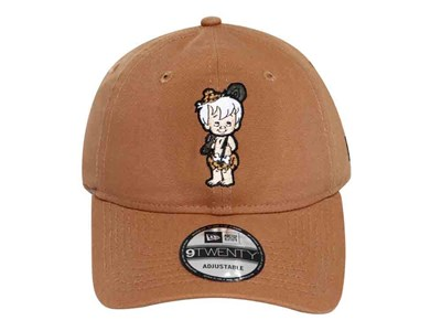 Bamm-Bamm Entertainment The Flintstones Brown 9TWENTY Cap