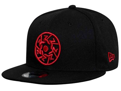 New Era Kamikazee Logo Music Kamikazee Black 9FIFTY Cap