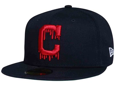 Cleveland Indians Kid Cudi MLB All Star Game 2019 Navy 59FIFTY Cap (ONLINE EXCLUSIVE)