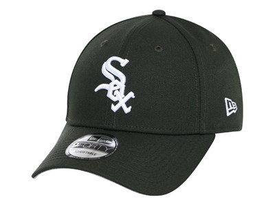 Chicago White Sox MLB Dark Seaweed 9FORTY Cap
