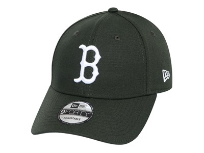 Boston Red Sox MLB Dark Seaweed 9FORTY Cap