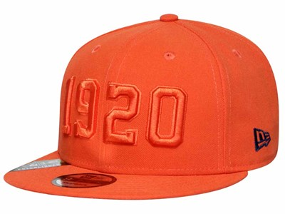 Chicago Bears NFL Sideline Orange 9FIFTY Cap