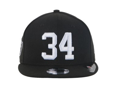 Oakland Raiders Bo Jackson NFL  Jersey Number 9FIFTY Cap