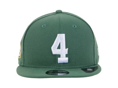 Green Bay Packers Brett Favre NFL Jersey Number 9FIFTY Cap