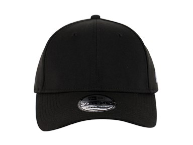 New Era Plains Black 39THIRTY Cap