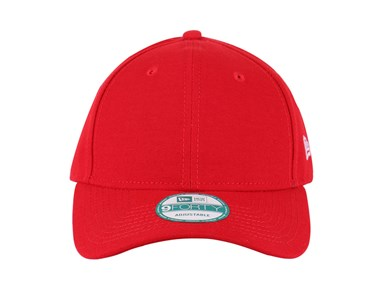 New Era Plains Scarlet 9FORTY Cap