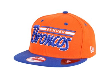NFL Denver Broncos 2Tone Retro 9FIFTY Cap