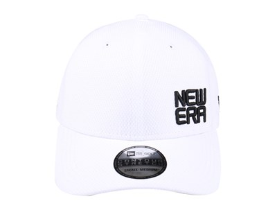 New Era Golf Contour Stretch White 39THIRTY Cap