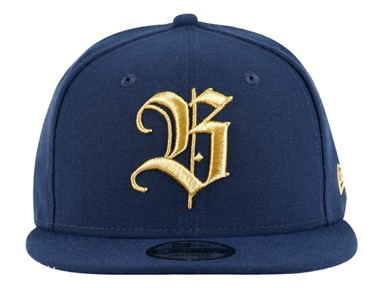 B Disney Beauty and the Beast Navy Blue 9FIFTY Cap