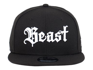 Beast Disney Beauty and the Beast Black 9FIFTY Cap