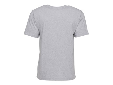 New Era Visor Sticker Pocket Gray T-Shirt